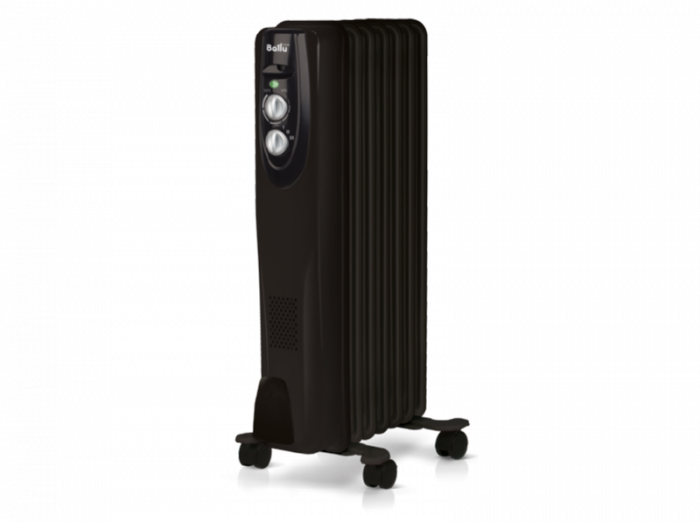 Радиатор масляный Ballu Classic black BOH/CL-07BRN