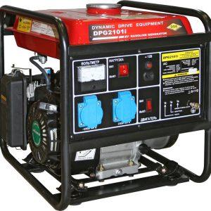 Генератор бензиновый инверторный DDE DPG2101i