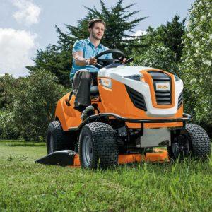 Трактор для газона RT 6127.0 ZL Stihl
