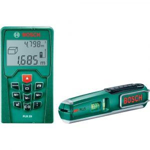 Дальномер лазерный BOSCH PLR 25 0.603.016.220