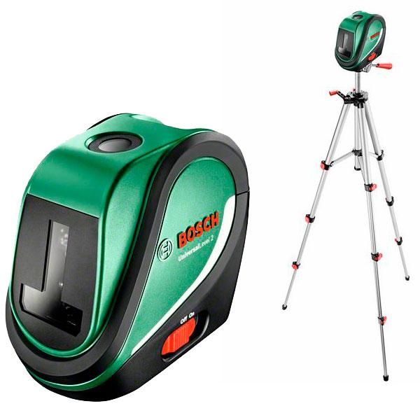 Лазерный нивелир Bosch UniversalLevel 2 SET 0.603.663.801