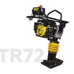 Вибротрамбовка бензиновая CHAMPION TR 72