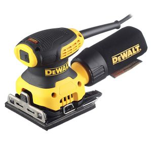Шлифмашина вибрационная DeWalt DWE 6411