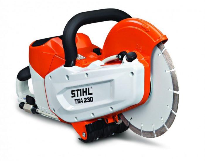 Аккумуляторное абразивно-отрезное устройство Stihl TSA 230, AP 300, AL 500....
