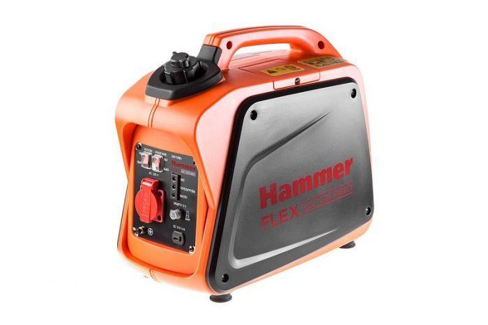 Генератор бензиновый инверторный Hammer Flex GN1200i