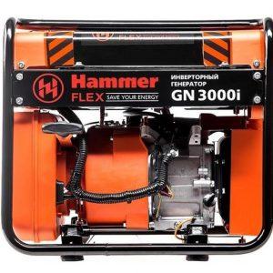 Генератор бензиновый Hammer Flex GN3000i