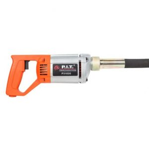 Вибратор P.I.T. электрический ручной для бетона P 31035 (1100 вт, 1,5м длина булавы)